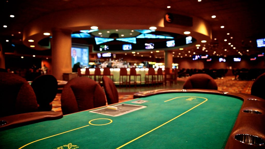 The choice of a casino with various games