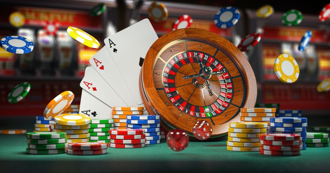 You Might Not Be Completed With Online Gambling