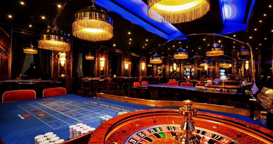 The Key History Of Online Casino